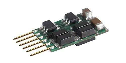 Viessmann 5241 - N Lokdecoder mit Stiftleiste 6 polig NEM651 S