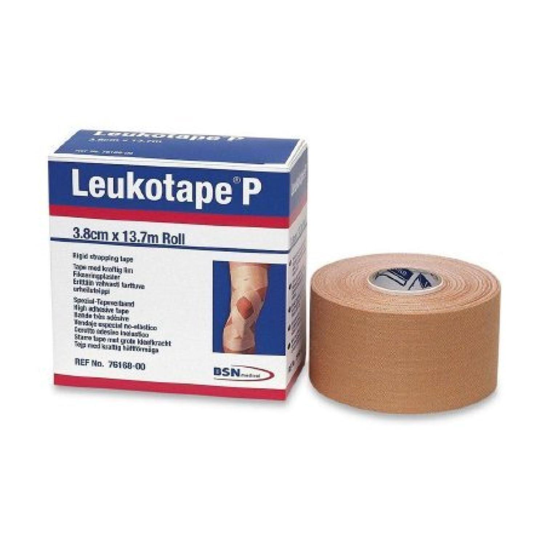 Leukotape? P Combo Pack (Leukotape P Sportstape & Cover-Roll Stretch Non-Woven Bandage) (Pack of 4 (2 of 1.5 in x 15 Yard Sportstape & 2 of 2 in x 10 Yard Bandage)