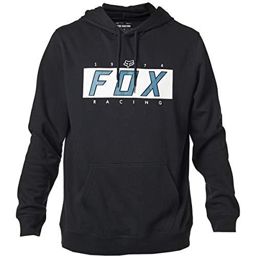 Fox Racing Men's Winning Fleece Hoody,2X-Large,Black