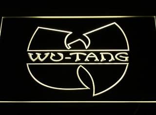 Wu Tang Band Logo Beer Bar Neon Light Sign