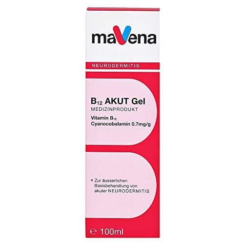 Mavena B12 akut Gel, 100 ml Gel