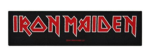Iron Maiden–Logo gewebter superspie Trip parche