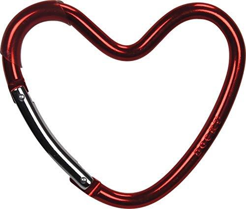 The Original Dooky 126961 Crochet en forme de cœur Rouge