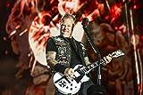 Metallica - James Hetfield Leeds Festival 2015 Poster
