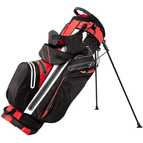 Bolsa de Golf, Impermeable Ultraligera Multifuncional Golf Club Stand Bag para Unisex Adulto, Capacidad para 14 Palos de Golf