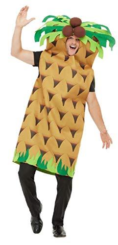 Kostüm für Erwachsene, Herren und Damen, tropische Palme, hawaiianischer Sommer, lustig, Junggesellinnenabschied, Kostüm