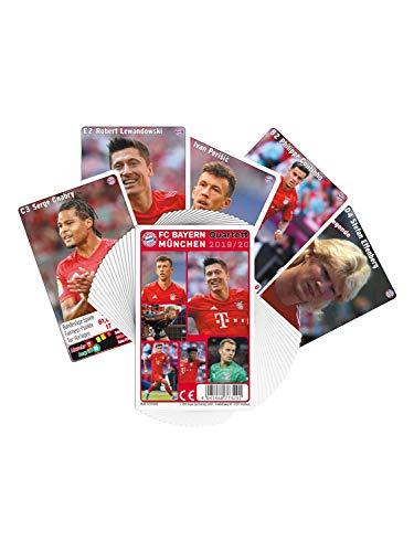 FC Bayern München Quartett Team 2019/20