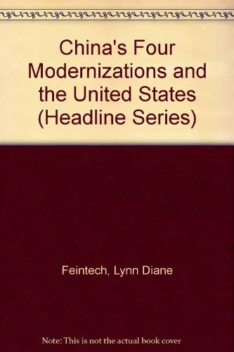 China's Four Modernizations and the United States