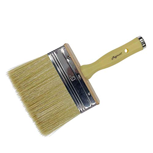 Magimate Deck Brush for Applying Stain, 5-inch Paint...