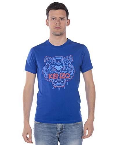Kenzo Tiger t-Shirt Uomo Blu M