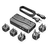 Best Transformers Voltage Converters - BESTEK 250W Power Converter 3-Outlet and 4-Port USB Review