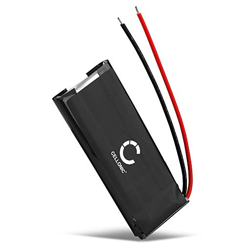CELLONIC® Batería Premium Compatible con Cardo Scala Rider FM, Scala Rider Q1, Q3, Scala Rider Solo, WW452050PL 320mAh bateria Repuesto Pila