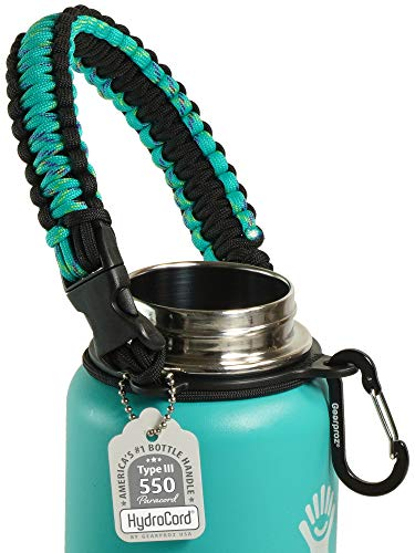 Gearproz Paracord Handle for Hydro Flask - America