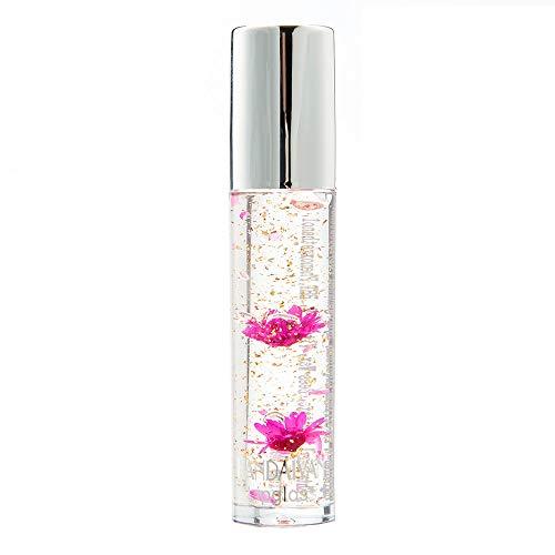 Lippenstift Set-Flüssige Lippenstift Blumen in der Flasche, Wasserdichte Langlebige Lippenstift,...
