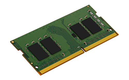 キングストン Kingston ノートPC用 メモリ DDR4 3200 8GBx1枚 CL22 1.2V Non-ECC Unbuffered SODIMM 1Rx16 KVR32S22S6/8