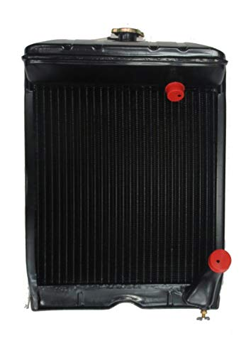 NEW Replacement Radiator C5NN8005AB for Ford/New Holland NAA Jubilee 600 700 800 900 2000 2400 (24071AM)