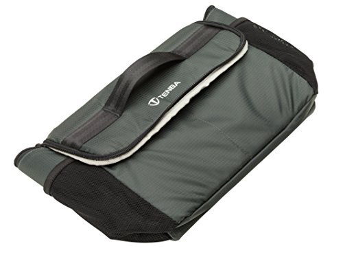Tenba BYOB 10 Camera Insert - Gray/Black (636-223) Soft Shell Camera In-Bag Holder with Padded Adjustable Compartments