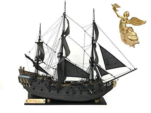 The Black Pearl Golden Version 2021 Wood Model Ship kit 31 inch