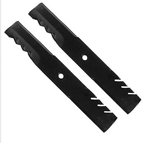 USA Premium Store Big Dog Mower Deck Mulch Blades - 42'' - Fits Alpha - 794230