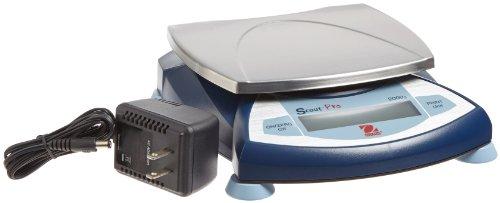 Ohaus SP2001 Scout Pro Portable Balances, 2000g Capacity, 0.1g Readability