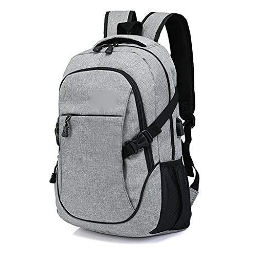 HONGER Laptop Backpack, Business Travel Anti Theft Slim Durable Laptops Backpack with USB Charging Port for 15.6 Inch College Backpack Bookbag for Women Men Business Backpack,A
