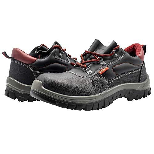 Bellota 7230136S3 Zapatos Piel, Negro, 36 EU