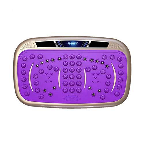 Pedana Vibrante Dimagrante Offerte 150KG / 180W , Pedane Vibranti Piattaforma Fitness Allenatore Vibrante Per Il Fitness Allenamento Con Agitazione Per Fitness A Casa(Size:52*31*11cm,Color:01)