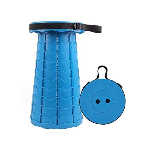 BEAUTRIP Intrekbare Vouwkruk voor Camping Lichtgewicht voor Outdoor Traval Vissen, Tuinieren, Camping, Vissen, BBQ, Maximale belasting 400 lb