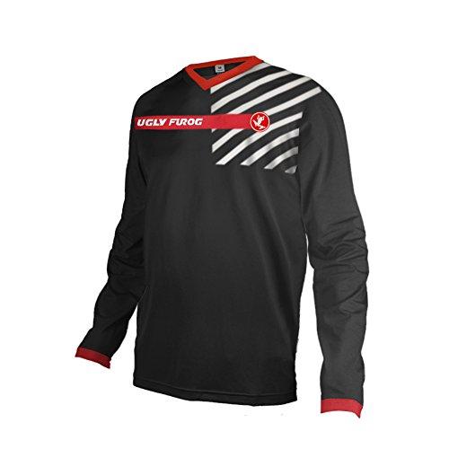 Uglyfrog 2019 Manga Corta Maillot Ciclismo Racewear Motocross Enduro Downhill Camiseta Cross Moto DXZ26