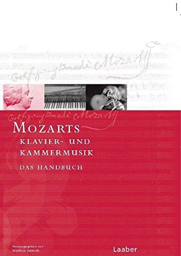 Das Mozart-Handbuch, 6 Bde., Bd.2, Klavier- und Kammermusik