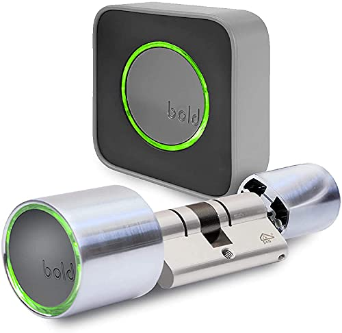 Bundle SX-33 Bold Smart Cylinder + Bold Connect