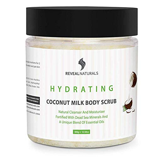 Natural and Organic Coconut Face Sc…