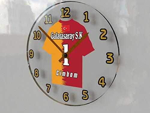 MyShirt123 Wanduhr, Galatasaray FC, Stück: 1