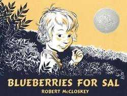 Blueberries for Sal (Hardcover)--by Robert McCloskey [1948 Edition]