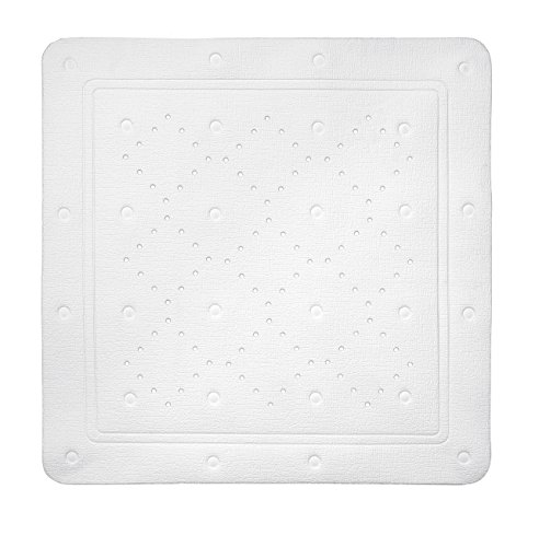 Kleine Wolke Textilgesellschaft Casablanca, Kunststoff, weiß, 75x 75x 0,3cm