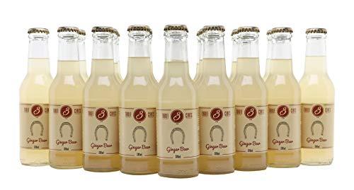 Three Cents - Ginger Beer 200ml (Pack de 24 Unités)