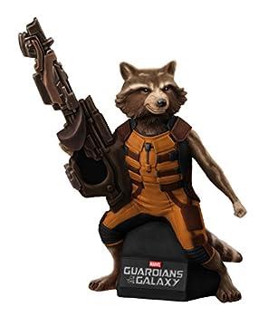 Monogram Marvel s Guardians of The Galaxy  Rocket Raccoon Figural Bank