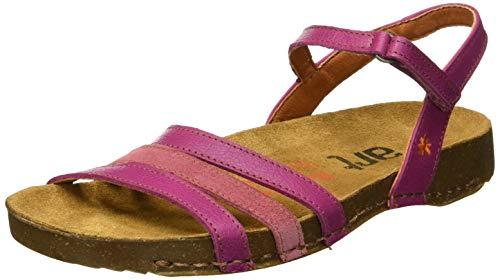Art Damen 0998 Slingback Sandalen, Pink Magenta/Rose, 36 EU