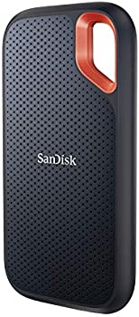 SanDisk Extreme 500GB USB 3.2 / USB-C Portable Solid State Drive