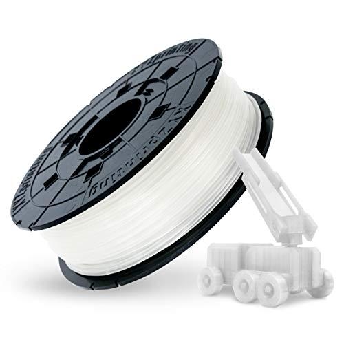 XYZprinting Filamento Ricarica PLA 600 gr, Bianco