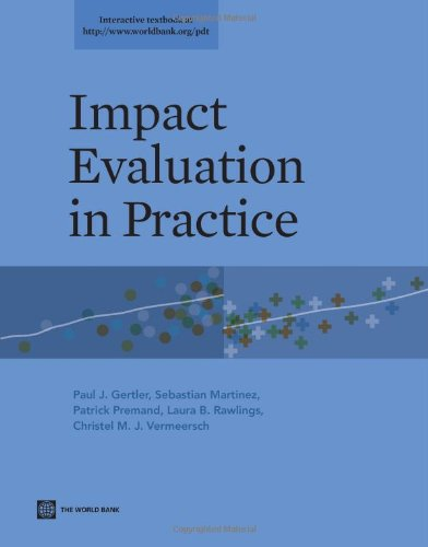 Impact Evaluation in Practice (World Bank Training)の詳細を見る