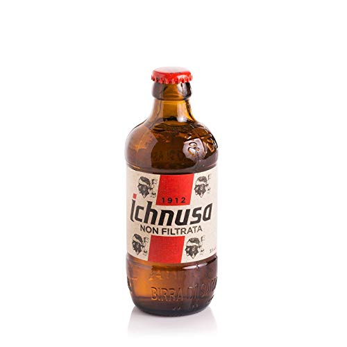 ICHNUSA UNFILTRIERTES ICHNUSA-BIER 24 X 20 CL