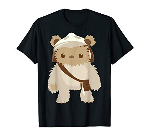 Star Wars Ewok Cute Cartoon T-Shirt