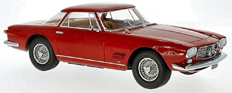 MASERATI 5000 GT tuttiEuomoO rosso 1 18 - Bos modello - Auto Stradali - Die Cast - modellolino