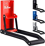 McKay 16 oz. Metal Can Crusher, Heavy-Duty Wall-Mounted Smasher for Aluminum Seltzer, Soda, Beer Cans and Bottles for Recycling - Red