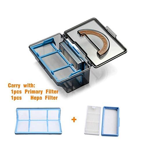 Why Choose Vacuum Cleaner Parts Original Dust Box Bin for Ilife V5s V3 V5 V5s Pro V50 Robot Vacuum C...