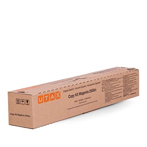 Original Utax 662510014 /, Premium Drucker-Kartusche, Magenta, 6000 Seiten