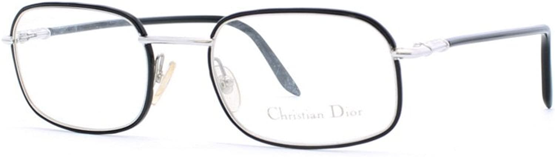 Christian Dior 2058 N 79D Black Authentic Men  Women Vintage Eyeglasses Frame