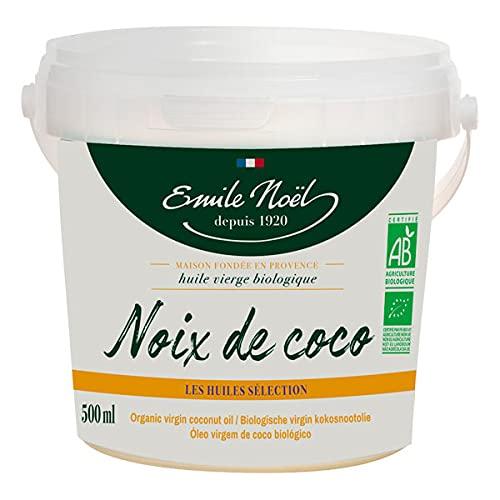 EMILE NOEL - Huile De Coco Vierge 50Cl - Lot De 3