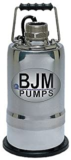 """2"""" 0.5 HP Submersible Dewatering Pump Float Switch: No"""